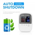 electronic digital OLED screen handheld  pulse oximeter
