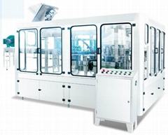 Auto Carbonated Drinks Filling Machine