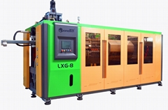 LXG-8 700ml/2L Auto PET bottle blow molding machine (Hot Product - 1*)