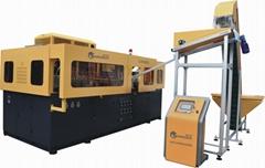 LX-6EL 7200bph 2L Auto Bottle Blow Molding Machine(6 Cavities)