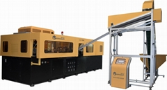 LX-9E 12000BPH 700ml Cavities Auto PET Bottle Blow Molding Machine