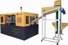 LX-2XL 1400 5L Jar Auto PET Bottle Blow Molding Machine