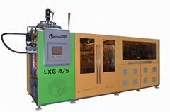 LXG-4/5 4000BPH 5L Hybrid Bottle Blow Moulding Machine(4 Cavities)