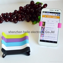china phone case PC and silicone phone case two in one case for Phone with graci