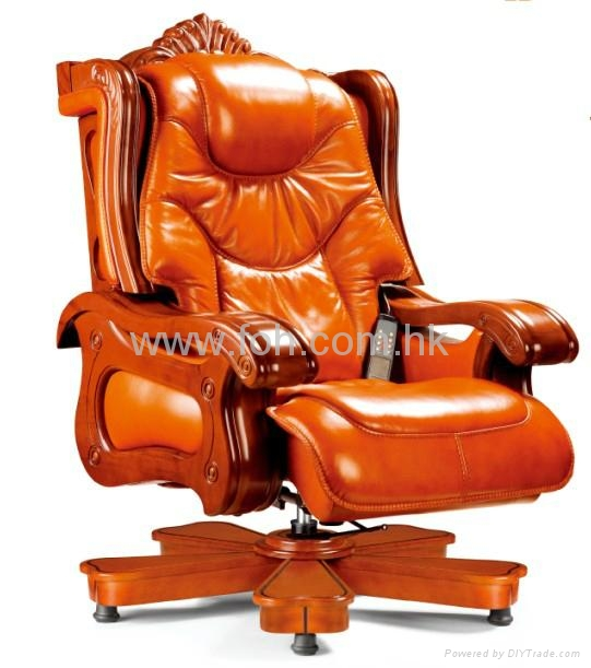 High End Electric Massage Office Chair Foha 01 Foh
