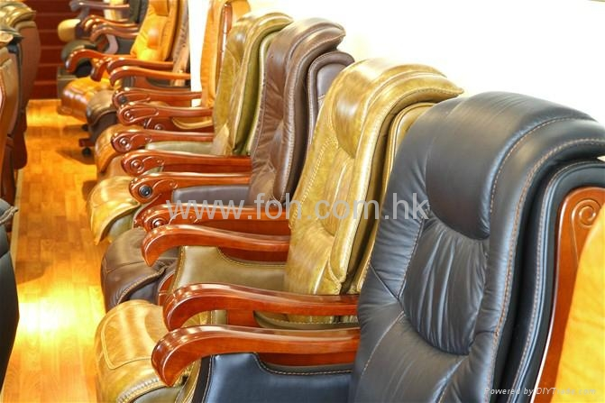 High End Electric Massage Office Chair  3