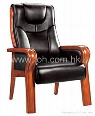 High Quality Wooden Conference Chair/