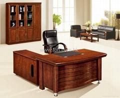 Wooden Office Furniture Executive Desk