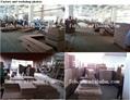 Nice Wood Veneer Office Table Office Furniture Project