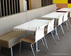 Fast Food Restaurant Furniture