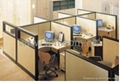 Modern Custom Office Cubicle Workstation 5x5x5ft