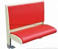 New design modern restaurant sofa booth
