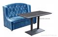 Blue Night Club Booth