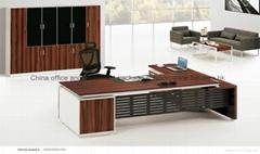 High quality l shaped computer desk 1 set