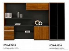 Wholesale executive boss room file cabinet