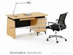 Guangzhou office modern wood computer table models