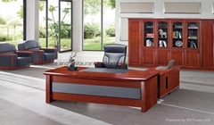 High standard boss office desk set executive furniture
