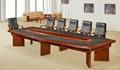 High quality wood veneer conference