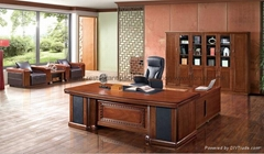 Top quality executive furniture office desk set