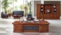 Executive office executive desk set