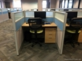 High End Call Center Cubicles in USA
