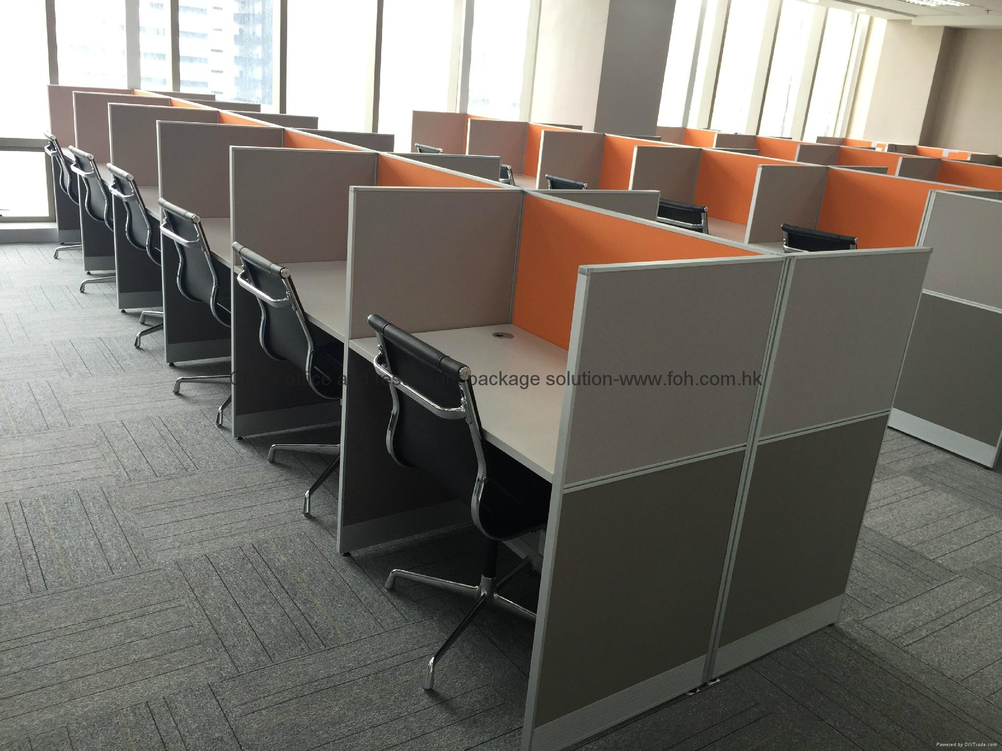Cubicle Call Center Office Furniture Call Center Call