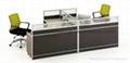 Morden Office Desks Partition Office Furniture Workstation 1 ...