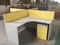 Office Workstation for 4 Person Modern Office Furniture