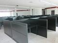 Australia Black Office Worksation Partitions