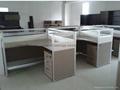 L-shape Office Working Paritions Desk Group Design Office Furniture