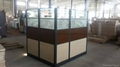 High Office Cubicles Partition Cubicles
