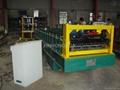 roof panel machine  roll forming machine