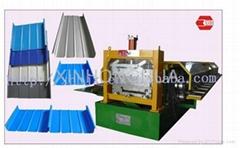 standing seam roof panel machine roofing panel machine