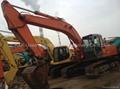 EX120-5 Hitachi excavator