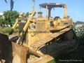 CATERPILLAR USED BULLDOZER D6H-LGP