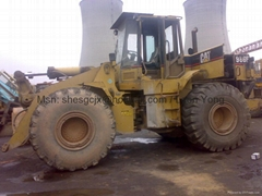 USED 966d Caterpillar wheel loader used