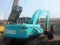 Kobelco-SK200-YN8 Excavator