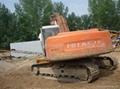 HITACHI-EX200-3 Crawler excavator