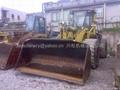 2007year Komatsu-WA470-3 wheel loader