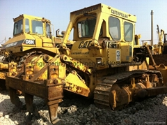 Used Caterpillar -D7G,D7H,D7G-2  bulldozer used