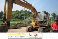 sumitomo used excavator