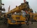 Used XCMG Truck crane 25ton