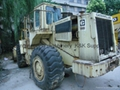 CAT  LOADER-966D wheel loader