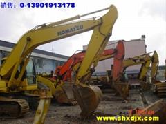sale used excavator machinery