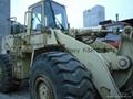 CAT-966E  LOADER,USED WHEEL LOADER