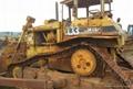 used Bulldozer-Caterpillar -D6H Crawler bulldozerozer