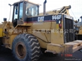CATERPILLAR-966F2  Used Wheel Loader