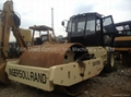 INGERSOLL RAND SD175D USED ROLLER