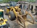 Used Komatsu WA600 Wheel loader