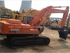 used hitachi excavator E